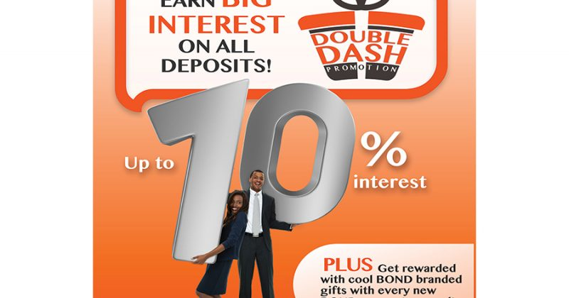 BOND DOUBLE DASH PROMOTION