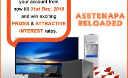 BOND ASETENAPA RELOADED PROMOTION