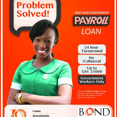BOND PAYROLL LOAN