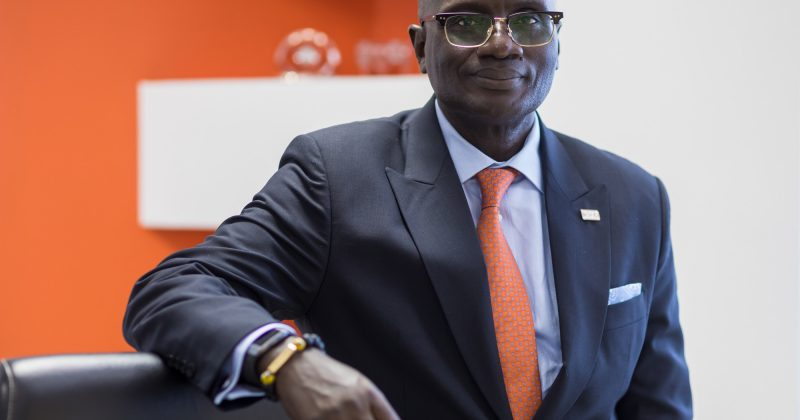 TECHNOLOGY AS THE KEY DRIVER OF BUSINESS IN GHANA, BOND CEO