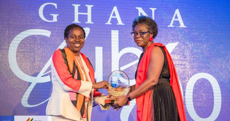 BOND EXCELS AT GHANA CLUB 100 AWARDS